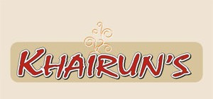 Khairuns Tours, Kitchen & Accommodation